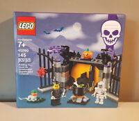 LEGO 40260 - Halloween Haunt - Brand New & Sealed