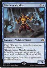 Mizzium Meddler *PLAYSET* Magic MtG x4 Origins SP