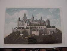 AK Ansichtskarte Burg Hohenzollern 1910