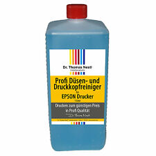 1000 ml SET Düsenreiniger Druckkopfreiniger für EPSON Stylus Color Drucker