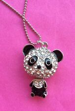 Crystal Animal Alloy Costume Necklaces & Pendants
