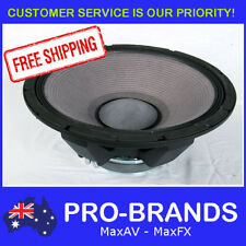 """18"""" 600WRMS 4 Ohms PA DJ Speaker Subwoofer Sub Driver 18 Inch Quality Driver"""