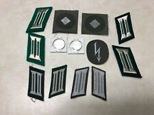 Lot of East German Military Insignia