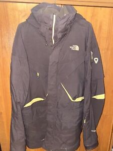 The North Face Prodigy HyVent Recco Winter Skiing Mountain Jacket Mens Size L