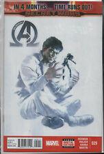 New Avengers #29, #30, #31, #32, #33 (MARVEL Comics, 2015) - Bag/Board