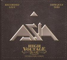 Asia - High Voltage ( Live Victoria Park 2010 CD ) NEW / SEALED 2 CD SET