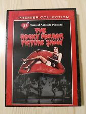 The Rocky Horror Picture Show [25th Anniversary Edition] 2 Disc Dvd set w/insert