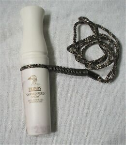 Primos Shaved Reed Snow Goose Call with Lanyard