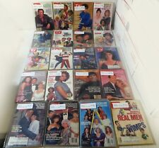 TV Guide Lot Of 47 1980s Editions (1985-1988): A Team, Miami Vice and MORE