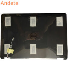 Dell Latitude E7470 Laptop LCD Screen Rear Lid Back Cover Top Case 0KRC74 0HF58X