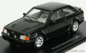 FORD ENGLAND ESCORT MK4 RS TURBO 1986 SCALA 1/43 NEO SCALE MODELS NEO44952