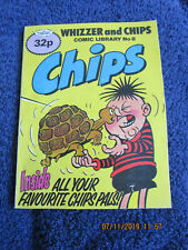 WHIZZER AND CHIPS COMIC LIBRARY No 8
