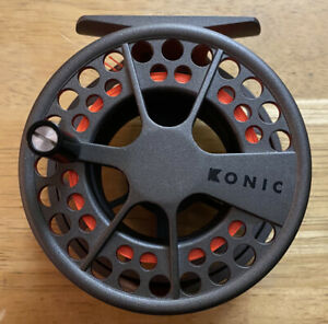 Lamson Konic 2.0 Fly Reel In Excellent Condition!