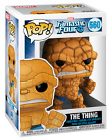 Fantastic Four The Thing Funko Pop Marvel 560
