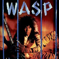 WASP - Inside The Electric Circus - Reissue (NEW CD)
