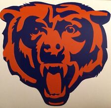 "Chicago Bears Decal 5.75""x5.75"" Vinyl Sticker **FREE SHIPPING**"