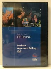 Padi The Business Of Diving - Positive Approach Selling Dvd #70847