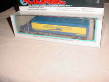 Lionel Tractor & Trailer # 6-12810 , American Flyer 0-027