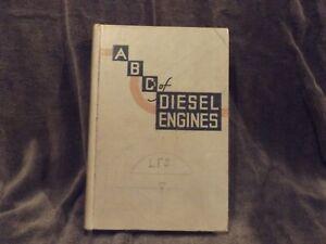 ABC'S OF DIESEL ENGINES: 1936 Popular Mechanics