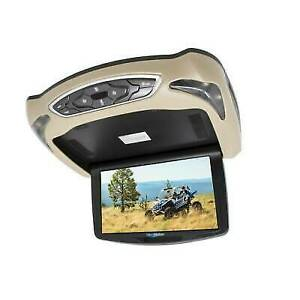 "Roadmotion RM10 10.2"" LED High-Resolution HDMI USB Car Overhead Monitor DVD P..."