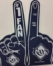 MLB Foam Finger, Tampa Bay Rays, NEW