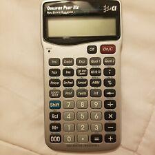 Calculated Industries Qualifier Plus Iiix 3415 Real Estate Finance Calculator