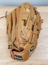 """Wilson A9840 The Boss Baseball Glove Righthand Thrower 12.5"""""""