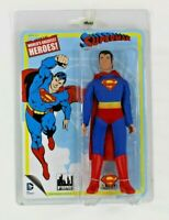 Figures Toy Company DC Comics Worlds Greatest Heroes Superman 8in Action Figure