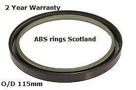 ABS Magnetic Ring for Renault Master Mk3 2.3CDTI (2010-on) Rear