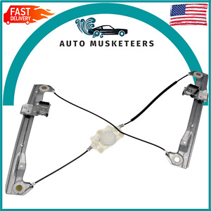 Window Regulator Dorman For Ford Fusion Lincoln MKZ Front Driver Left 740-140