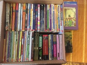 Lots Of Books To Pick From. Book Collection. 5 Books Per Lot.