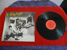 FISHBONE Self-Titled EP LP Record 1985 Columbia PC 40032 1st Press NM Vinyl!