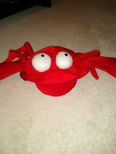 LOBSTER HAT COSTUME ACCESSORY FUNNY