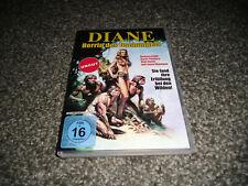 DVD -- Diane - Herrin Des Dschungels -- Klassiker Uncut ** Top Zustand **