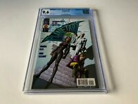 PLANETARY 1 CGC 9.6 WHITE PAGES LOW PRINT RUN DC WILDSTORM COMICS 1999