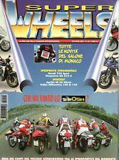 @ Super Wheels 49 ottobre 2000 Ducati 750 sport-Aprilia SR 50 Ditech-Husquvarna