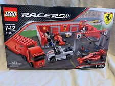 LEGO Racers 8155 Ferrari F1 Pit (NEW in sealed box)