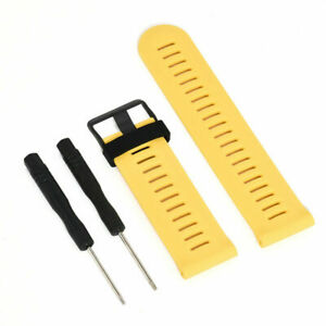 For Garmin Fenix 3 5X Silicone Quick Install Band Wrist Strap With Screwdriver