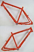 """Heli-Bikes Light Rohloff MTB 26"""" Alu Rahmen 51cm orange metallic 2017 NEU"""