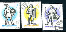 La Hongrie _ 1959 Mi. Nº 1601-1603 coupe du monde escrime