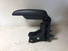 BMW E46 BLACK LEATHER ARMREST 8213679