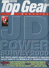 BBC TOP GEAR MAGAZINE - May 2000