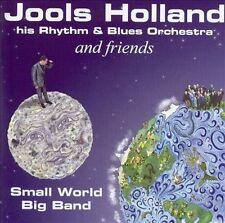 Small World Big Band by Jools Holland (CD, Nov-2001, Wsmuk)