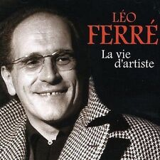 Ferre, Leo : Vie Dartiste CD