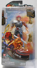 Thundercats 6 inch Action Collectible Figure Lion-O, NIP by Bandai