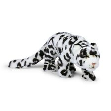 Léopard des neiges 27 cm animal en peluche doux WWF Collection 14776