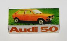 Reprobox Schuco 1:43 - Audi 50 - Werbebox für Audi