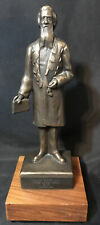 General William Booth Vintage Bronze Statue SALVATION ARMY FOUNDER Award NICE!