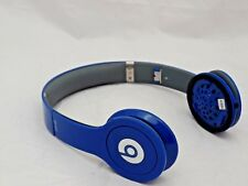 Beats Solo HD Wired On-Ear Headphone - Matte Blue (Discontinued by Manufacturer)