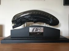 H. R. Giger Signed Alien 1:4 Scale Bust - Sideshow/Hollywood Collectors #091/500